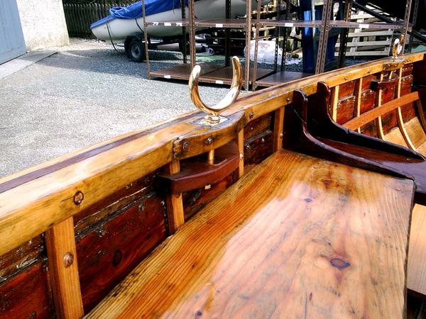 Clinker row boats, Skiffs and Charr boats