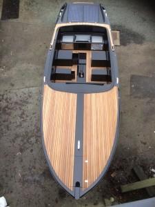 Black boat 2